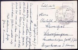 GERMANY - SAAR - FELDPOST St. INGBERT - 1940 - Guerre Mondiale (Seconde)
