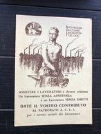 PALERMO PATRONATO A.C.L.I. PER I SERVIZI SOCIALI DEI LAVORATORI - Palermo