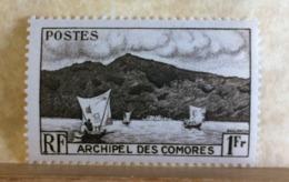 Archipel Des Comores Baise D'Anjouan - 1950-52( Neuf (Y&T N°3) - Coté ..€ (Tous En Très Bonne état Garantie) - Unused Stamps