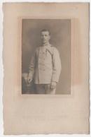 Militaria - 5ème Régiment D'Infanterie Coloniale (Régiment De Marine). Photographie D'un Militaire. Photographie NB - Guerre, Militaire