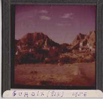 Guadix, Plaque En Verre Photo 1956. - Glasdias