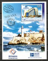 CUBA. BF 194 De 2004. Phare. - Phares