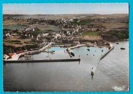 Ile De Groix  Port-Tudy Vue Aérienne - Groix