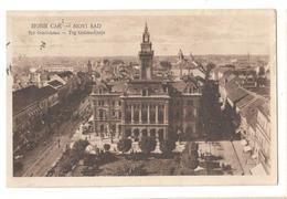 Novi Sad - Trg Oslobodjenja - Serbie