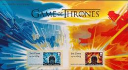 GB - 2018 - N°Yv. 136 à 137 - Game Of Thrones / GOT - Distributeur - Neuf Luxe ** / MNH / Postfrisch - 1952-.... (Elizabeth II)