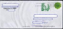 USA 2017, 2018  Brief/ Letter/ Lettre Europa ;MiNr.5391, 5495  ; Grand Format/ Big Size  24x10,5cm ! - Vereinigte Staaten