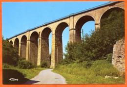 88 XERTIGNY Le Viaduc CIM Carte Vierge TBE - Xertigny