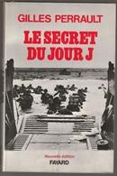 Gilles Perrault Le Secret Du Jour J - Boeken
