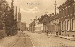 BOISSCHOT / Booischot -Mooi Zicht Op De Dorpstraat - Met Volk - Uitg. Leon Van Den Broeck - 1936 - Heist-op-den-Berg