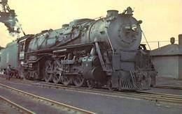 CP - Thèmes - Chemins De Fer - Trains - Soo Line Railroad's - Locomotive Number 5000 - Trains