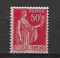 France N°283s** (Faux De Barcelone Pour Tromper La Poste) Cote 25€ - Curiosità: 1931-40  Nuovi