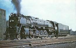 CP - Thèmes - Chemins De Fer - Trains - Boston & Maine 4113 - Trains