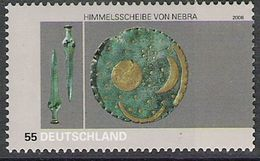 2008 Deuschland  Allem. Fed. Mi. 2695 **MNH  Himmelsscheibe Von Nebra - Nuovi