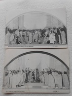 6 Cpa Aalst Lucifer Opvoeringen Sint Jozefcollege Aelst 1911 - Aalst