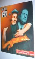 Carte Postale - La Femme Changée En Renard (Théâtre 140) Théâtre De L'Aquarium - Bruxelles - Publicité