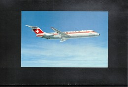 Aviation Swissair Douglas DC-9-32 Interesting Photo - Aviazione