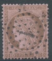 Lot N°52346  N°54, Oblit étoile Chiffrée 1 De PARIS (Pl De La Bourse) - 1871-1875 Cérès