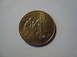 MONNAIE AFRIQUE DE L'OUEST 10 FRANCS 1993 - Andere - Afrika