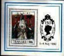 TRANSKEI, 1990,  MNH Stamp(s), Diviners Nr(s)  257ms Block 7 - Transkei