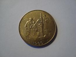 MONNAIE AFRIQUE DE L'OUEST 10 FRANCS 1986 - Monnaies