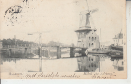 HAARLEM - Molen De Adriaan   ( Moulin à Vent  Windmolen )  ETAT - Haarlem