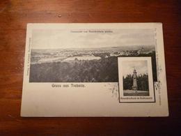 Cpa  Gruss Aus Trebnitz - Allemagne