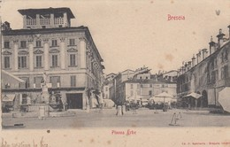 Lombardia  - Brescia  - Piazza Erbe   - Molto Bella - Brescia