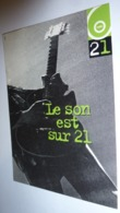 Carte Postale - Le Son Est Sur 21 (guitariste) Radio FM - Publicité