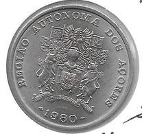 *azoren 25 Escusodos 1980 Km 43 Unc - Azores