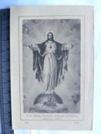 Image Religieuse - Cor Jesu, Fornax Ardens Caritatis, Miserere Nobis ! (1904) - Devotion Images
