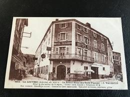 9062 - LA LOUVESC Le Grand Hotel Des Trois Pigeons - J. Valentin - La Louvesc