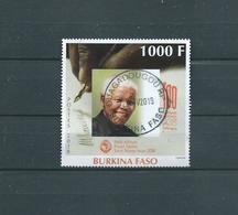 Timbres Oblitére Du Burkina Faso 2018 - Burkina Faso (1984-...)