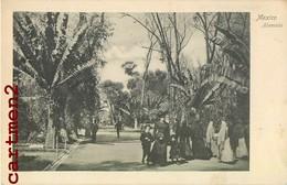 MEXICO ALAMEDA MEXIQUE 1900 - Mexico