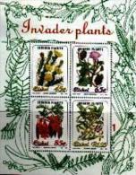 CISKEI, 1993, MNH Stamp(s), Invader Plants,  Nr(s).  246ms (Block 9) - Ciskei