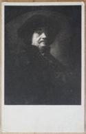 Rembrandt Selbstbildnis Portrait De L'artiste By Himself Alte Pinakotek München - Malerei & Gemälde