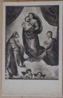 Raphael Die Sixtinische Madonna Dresden - Malerei & Gemälde