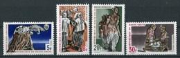 +Burkina Faso (Haute-Volta)  1970, 214-7, Danses Avec Masques, 4v, N** - Haute-Volta (1958-1984)