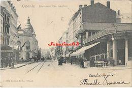 Ostende - Boulevard Van Iseghem - 1906 - Oostende