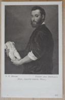G. B. Moroni Portrait Einen Bildhauers Kaiserliche Gemälde Galerie Wien Vienna - Malerei & Gemälde