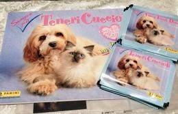 Teneri Cuccioli Album Vuoto+50 Bustine Con Figurine  Panini 2010 - Panini