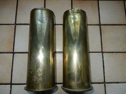 DOUILLE D OBUS 77mm De 1917et 1913 - 1914-18