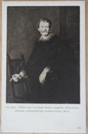Van Dyck Bildnis Eines Vornehmen Mannes Angeblich Wallenstein Fürstlich Liechtenstein'sche Gemälde Galerie Wien Vienna - Malerei & Gemälde