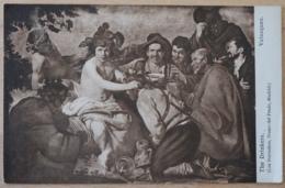 Velazquez The Drinkers Los Barrachos Museo Del Prado Madrid Woodbury Series - Malerei & Gemälde