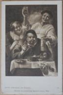 Jakob Jordaens Der Breiesser Fürstlich Liechtenstein'sche Gemälde Galerie Wien Vienna - Malerei & Gemälde
