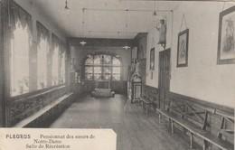 Fleurus , Pensionnat Des Soeurs De Notre Dame ,  Salle De Récréation - Fleurus