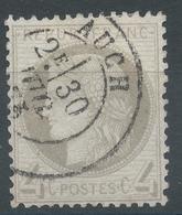 Lot N°52366  N°52, Oblit Cachet à Date De Auch, Gers (31) - 1871-1875 Cérès
