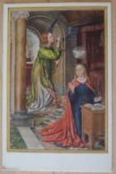 Maria Verkündigung The Art Institute Of Chicago - Jungfräuliche Marie Und Madona