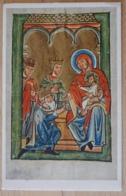 Jesus Maria Gesú Madonna Psalter Hl. Könige - Jesus