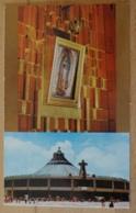 Nueva Basilica De Guadalupe New Basilisc Of Guadalupe Mexico - Heilige Stätte