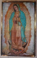 Virgen De Guadalupe Mexico The Virgin Of Guadalupe - Jungfräuliche Marie Und Madona